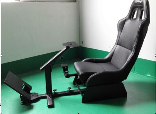 Foldable Racing Game Seat Sport Racing Seats Racing Play Station for Video games -JBR1012B