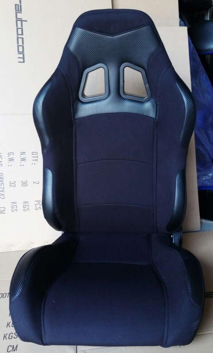 Sparco Style Sports Car Seat Reclining Racing Seats Classic Design