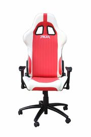 Çin Racing Style Executive Office Chair , Computer Gaming Seat Chair Adjustable Fabrika