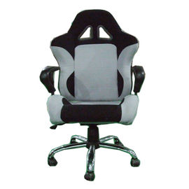 Çin Customized Fully Adjustable Office Chair With Bucket Seat PU Material 150kgs Fabrika